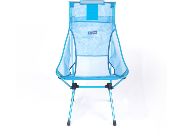 Helinox Sunset Chaise, blue mesh/ blue